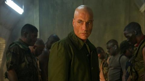 The best of JCVD: His best dinguerie: UNIVERSAL SOLDIER, THE DAY OF JUDGMENT (2012)