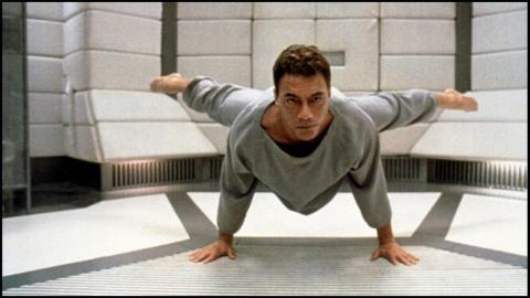 The best of JCVD: His best performance: REPLICANT (2001)