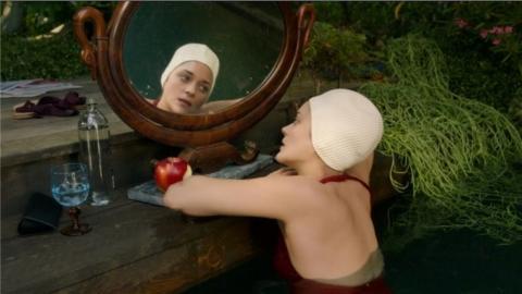 Marion Cotillard in Annette