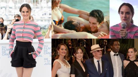 Noémie Merlant in Cannes
