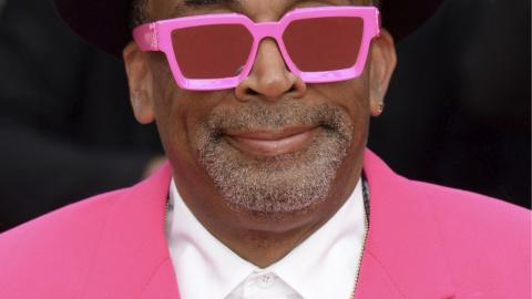 The opening night of the 2021 Cannes film festival: Spike Lee, president of the jury