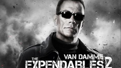 The best of JCVD: His best surname: EXPENDABLES 2 (2012)