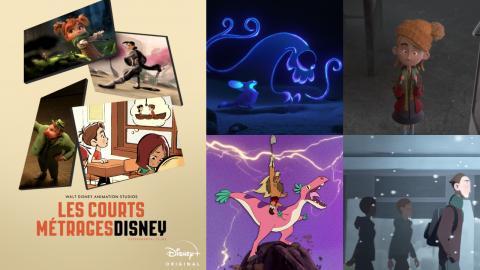 Short Circuit: Focus on Disney short films that showcase new talents