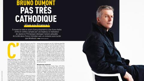 Premiere n ° 521: Interview with Bruno Dumont (France)