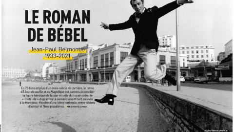 Premiere n ° 522: On the cover: Homage to Jean-Paul Belmondo