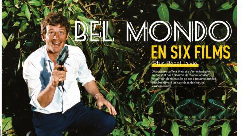 Premiere n ° 522: Belmondo in six cult films