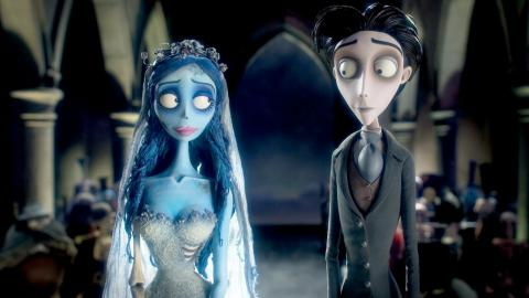 Victor von Dort and Emily (The Funeral Wedding, 2005)