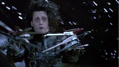 Edward (Edward in Silver Hands, 1990)