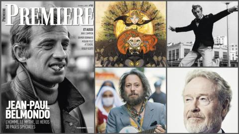 Summary of Première n ° 522: A special issue in tribute to Jean-Paul Belmondo