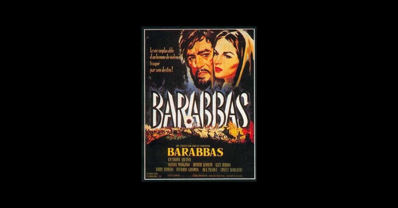 GRATUIT TÉLÉCHARGER FILM BARABBAS