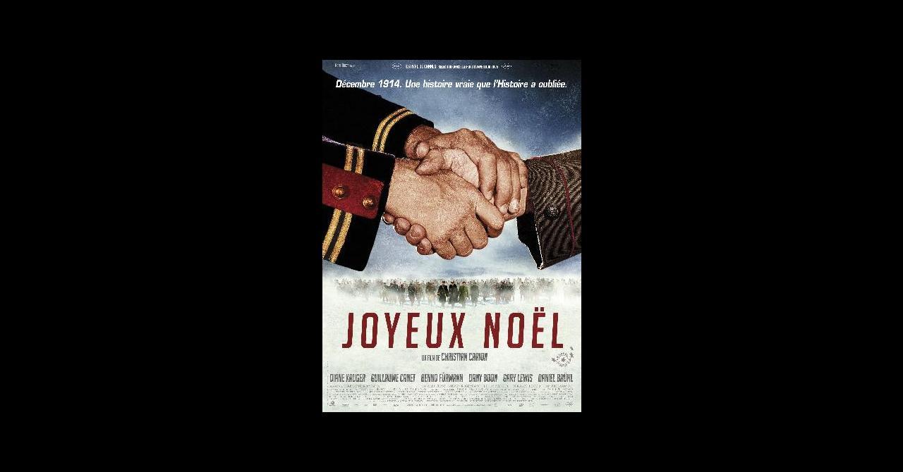 Film Joyeux Noel De Christian Carion.Joyeux Noel 2005 Un Film De Christian Carion Premiere