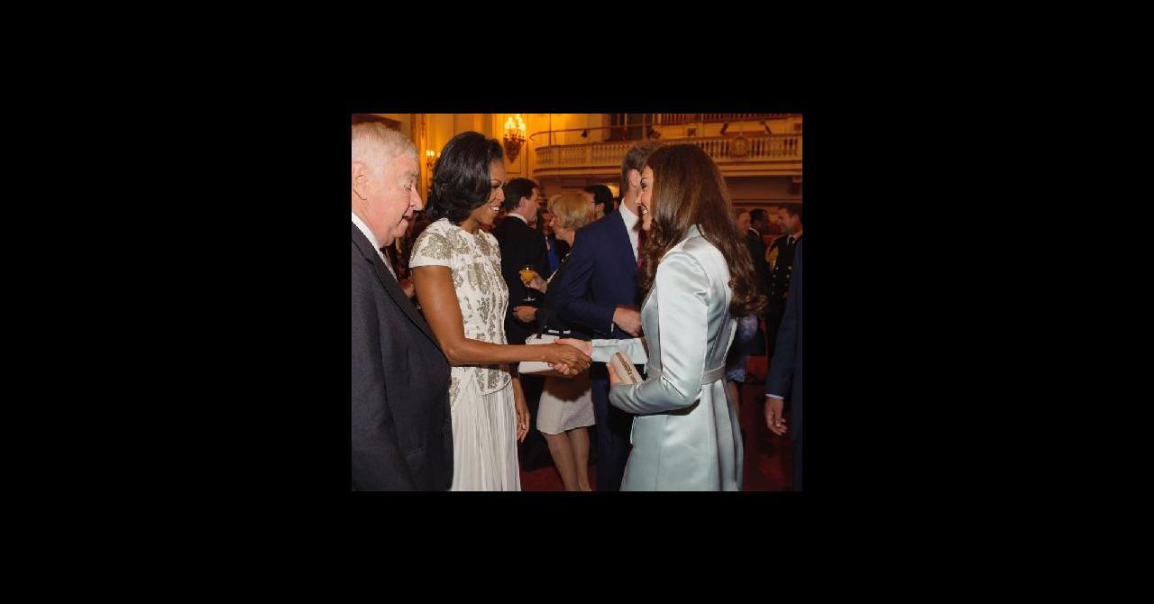 obama rencontre william et kate