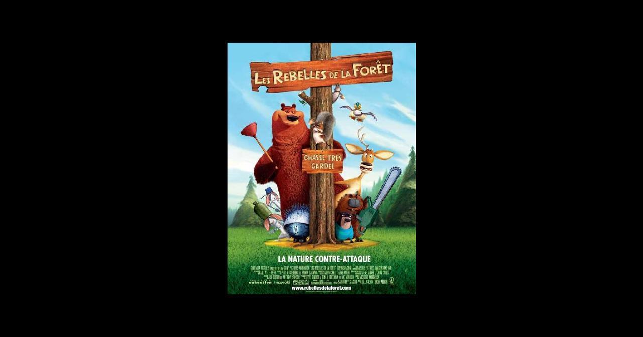 Les Rebelles De La Forêt 2006 Un Film De Jill Culton