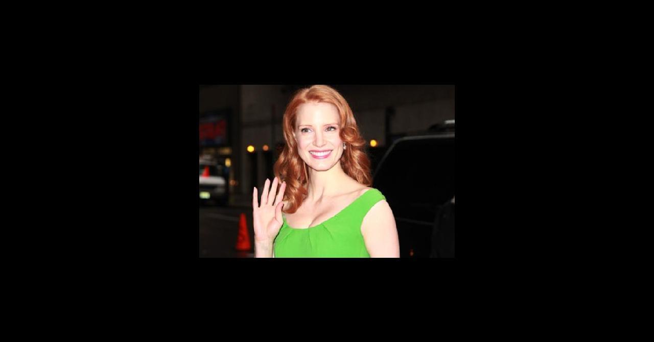 36f7e5dc875 PHOTOS - Jessica Chastain   de plus en plus belle