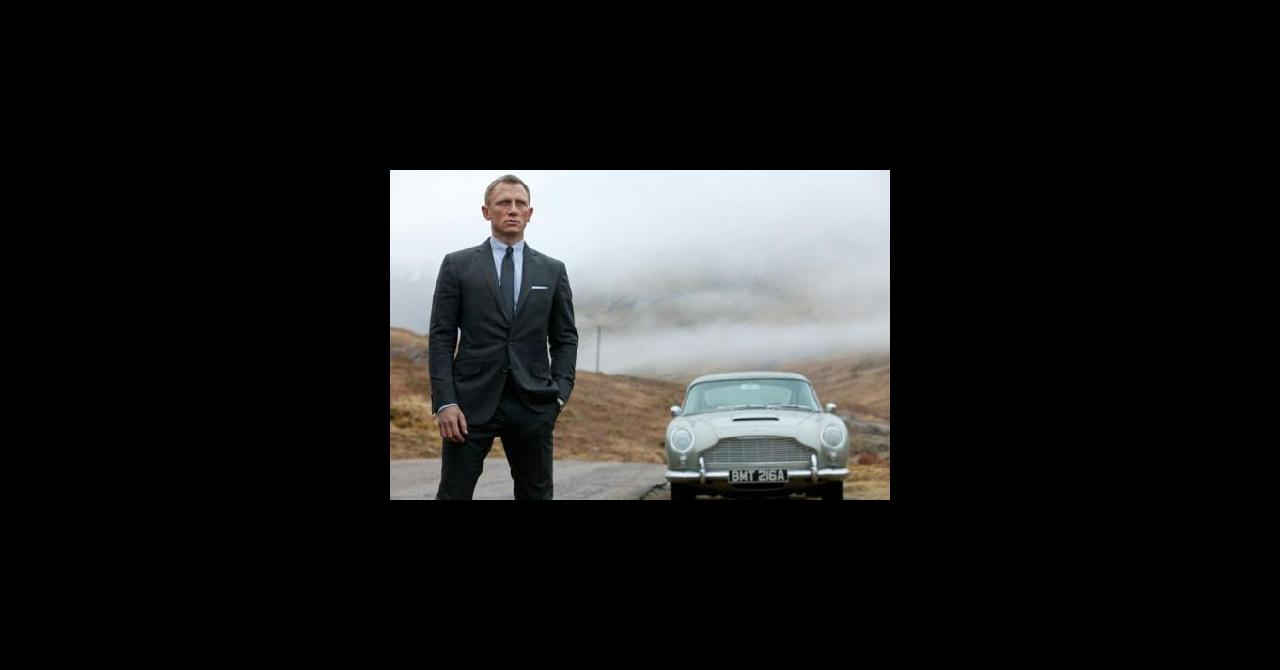ca57a3e1d3 Mode et cinéma, vol. 4 : Tom Ford pour Skyfall | Premiere.fr