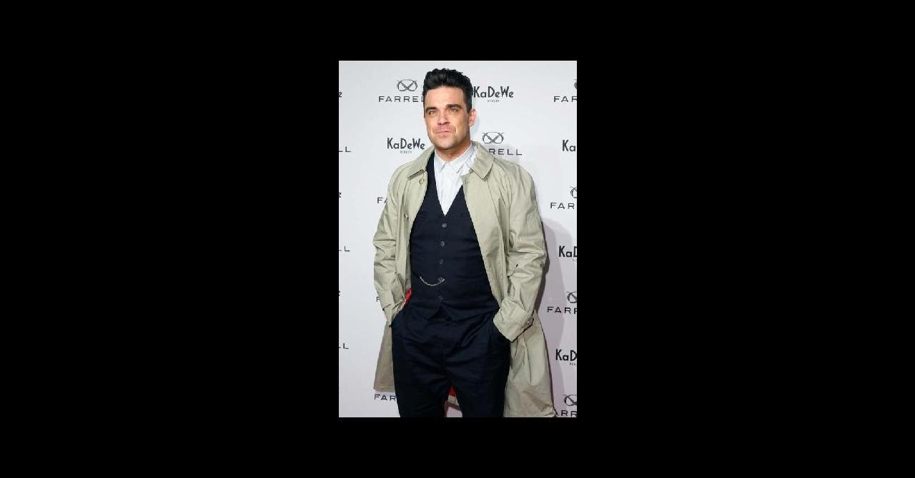 Photos Robbie Williams Sa Déclaration Damour à Sa Femme