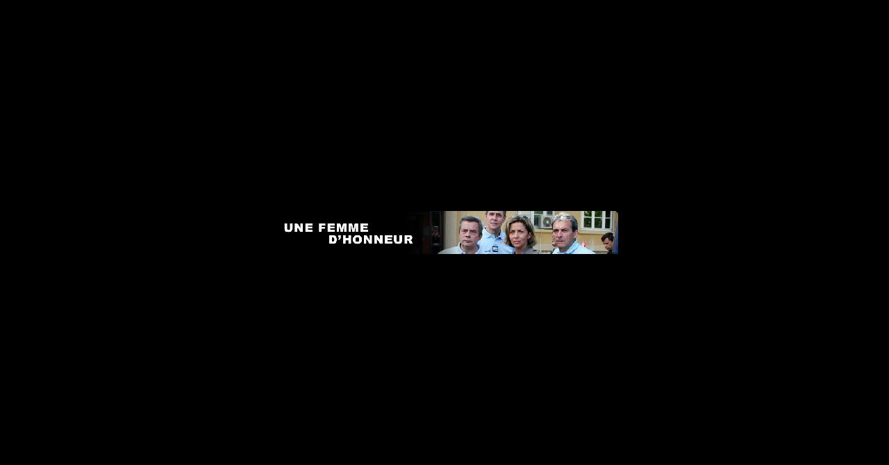 4f8045d55ea71 Une Femme d honneur   Séries   Premiere.fr