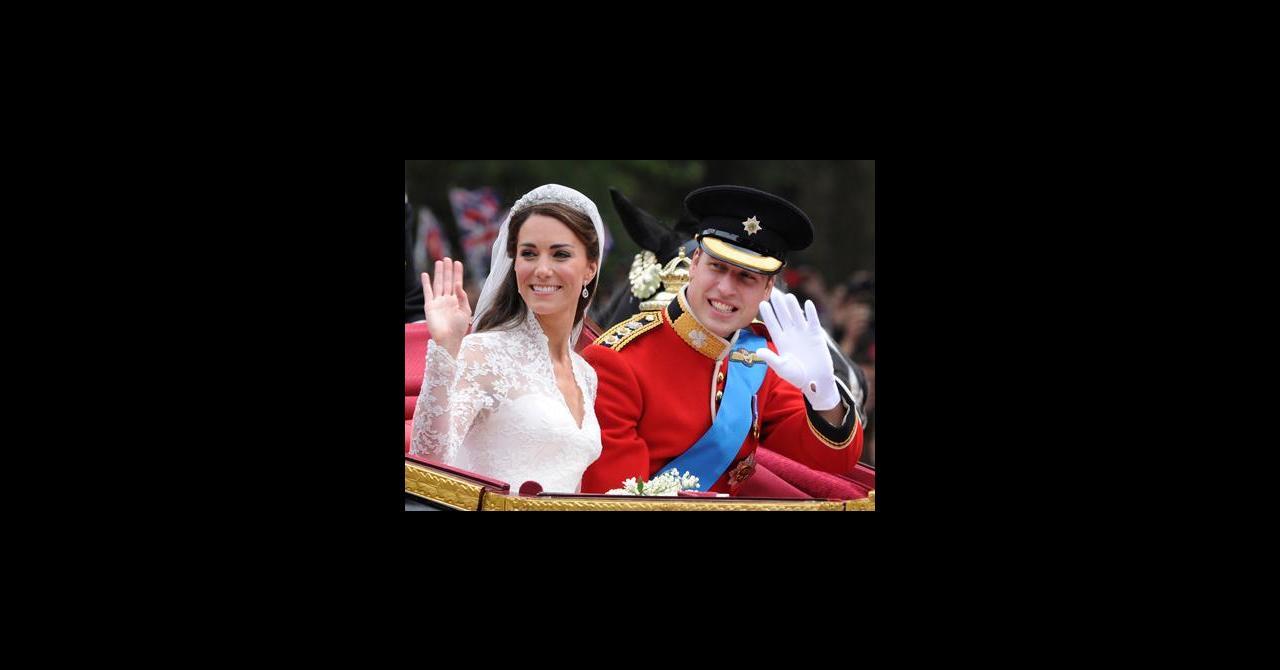 VIDEOS Revivez les 5 moments forts du mariage du Prince