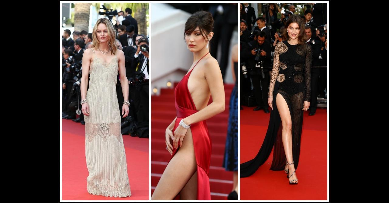 HadidNuisette Robe Fashion4La Bella Cannes De Indécente SLMGqzpUV