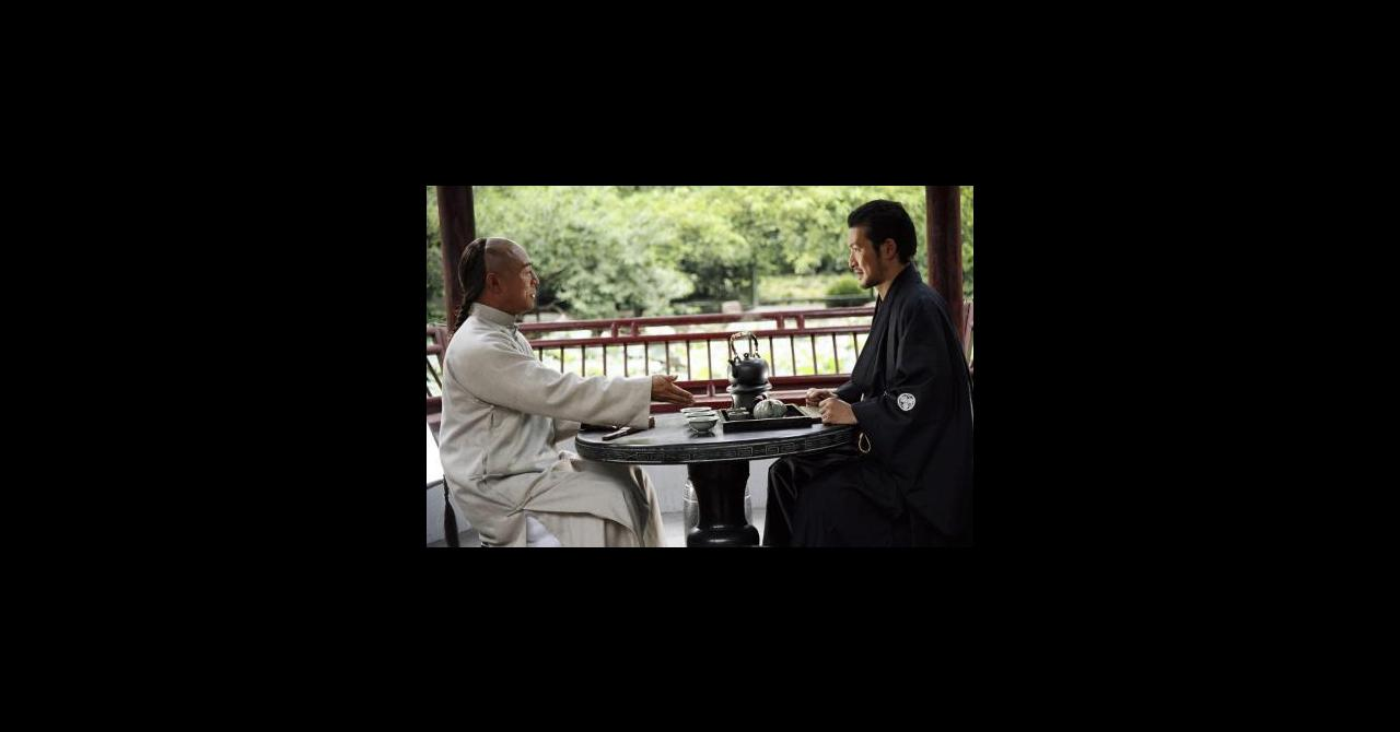 Le Maitre D Armes 2006 Un Film De Ronny Yu Premiere Fr News