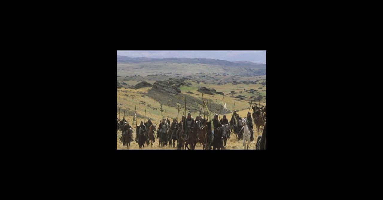 choisir authentique bon marché plusieurs couleurs Le Seigneur des anneaux : les deux tours (2002), un film de ...