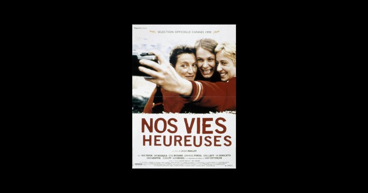 Achat/Vente beauté images détaillées Nos Vies Heureuses (1998), un film de Jacques MAILLOT ...