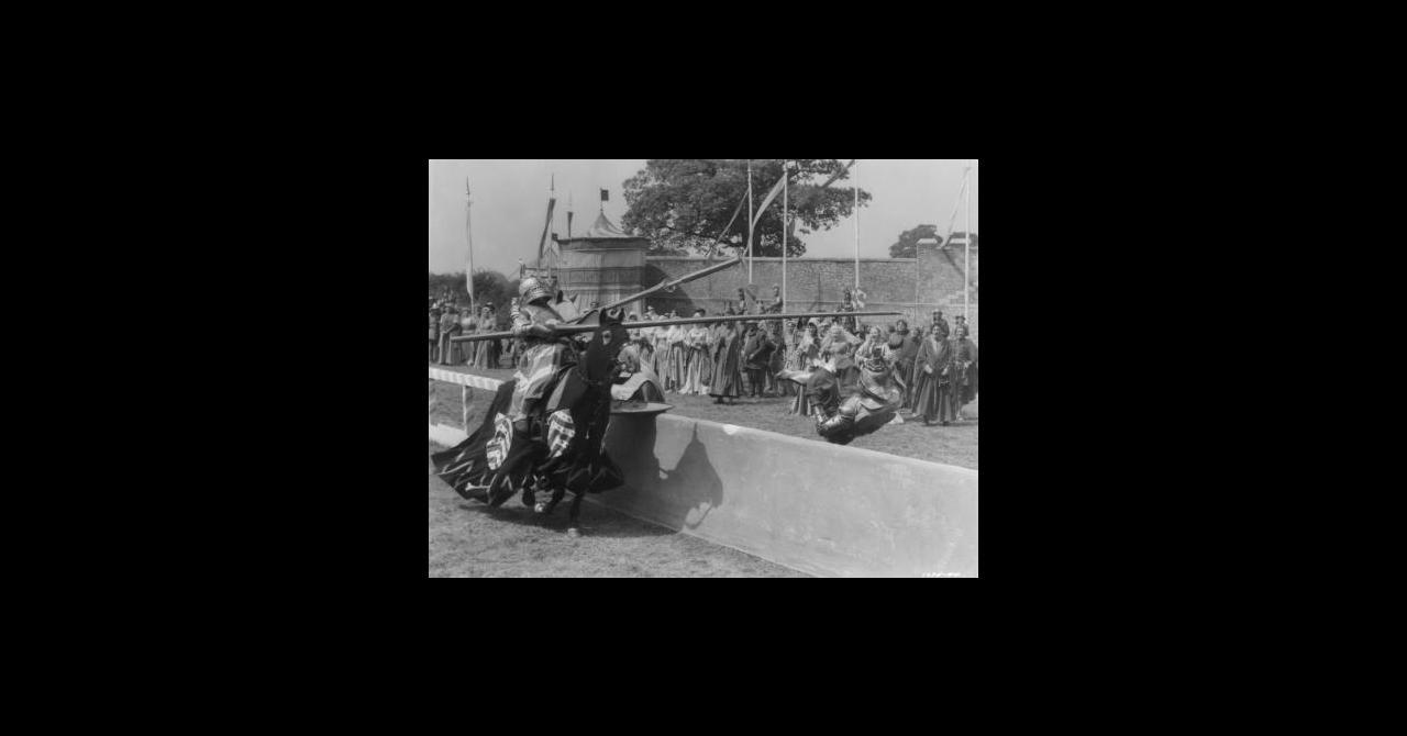 Les Chevaliers De La Table Ronde 1954 Un Film De Richard Thorpe