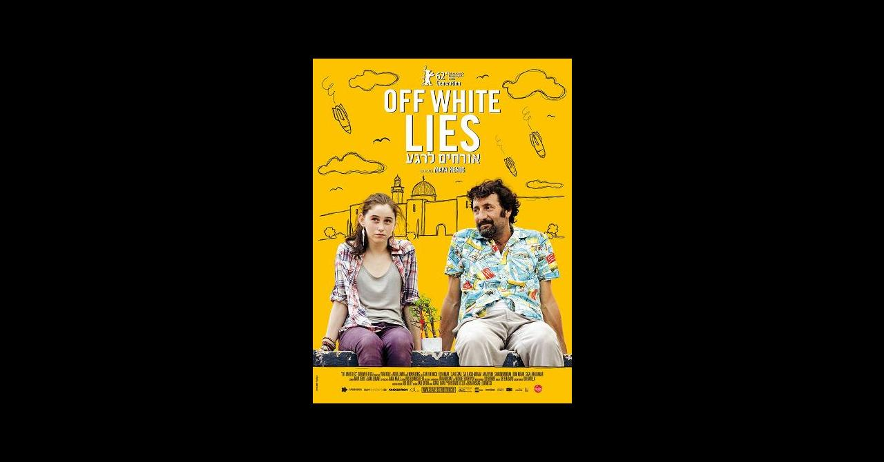 1a8e8f2828d2 Off White Lies (2013)
