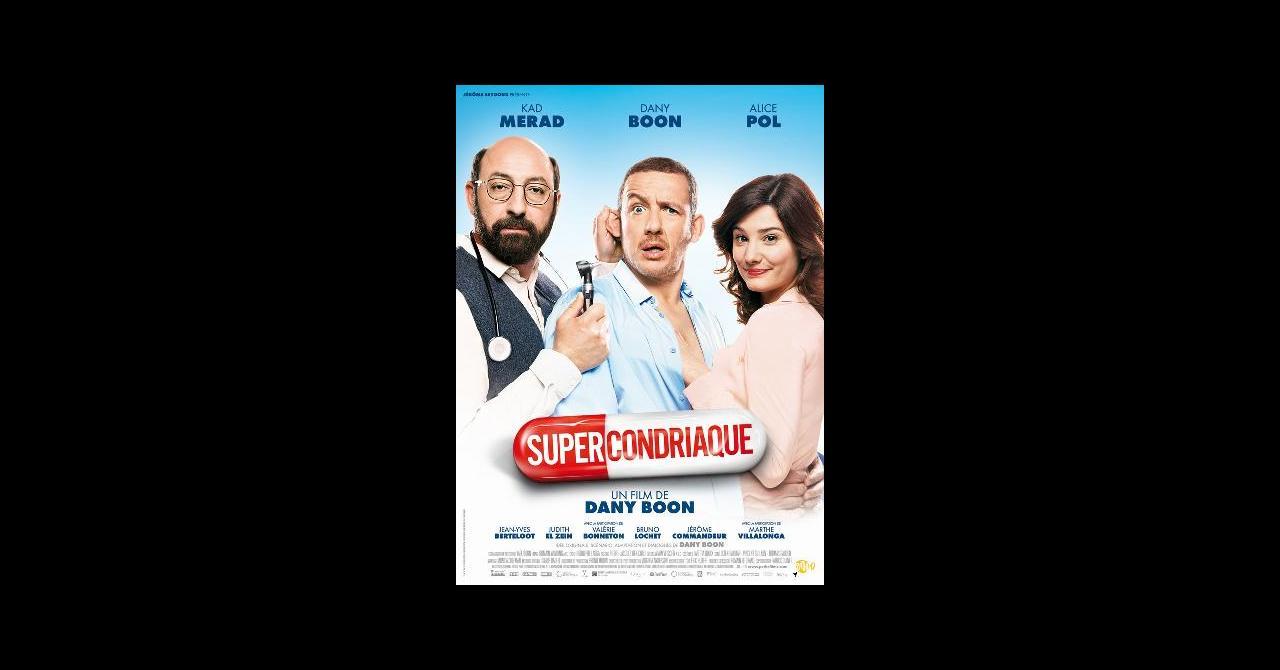 FILM GRATUIT TÉLÉCHARGER SUPERCONDRIAQUE