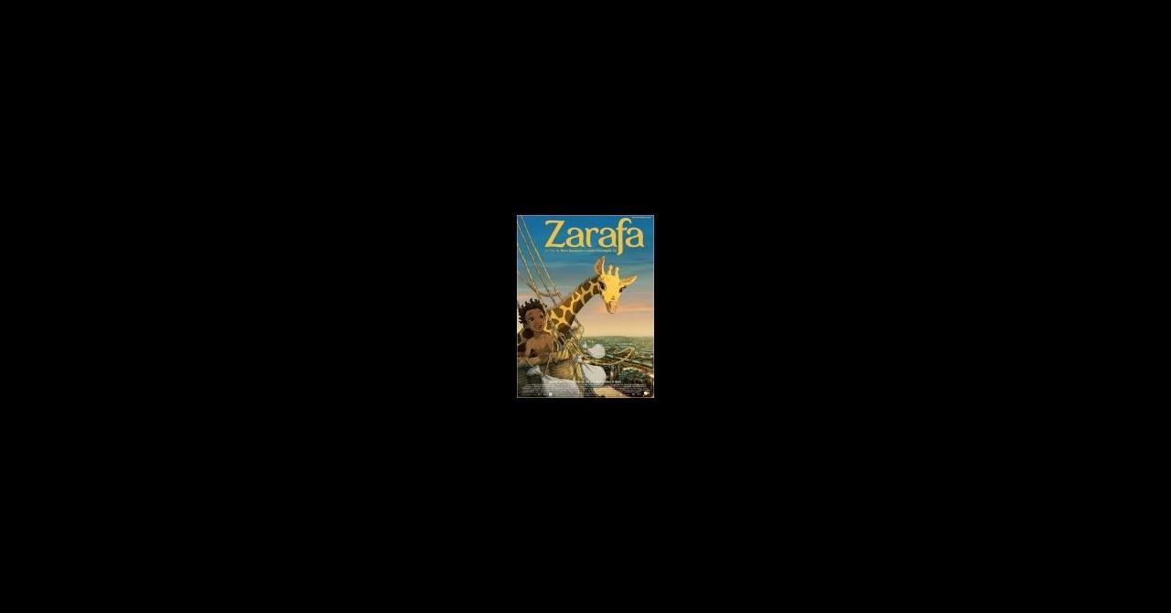 FILM TÉLÉCHARGER GIRAFE ZARAFA LA