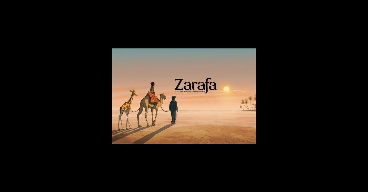 FILM LA GIRAFE TÉLÉCHARGER ZARAFA