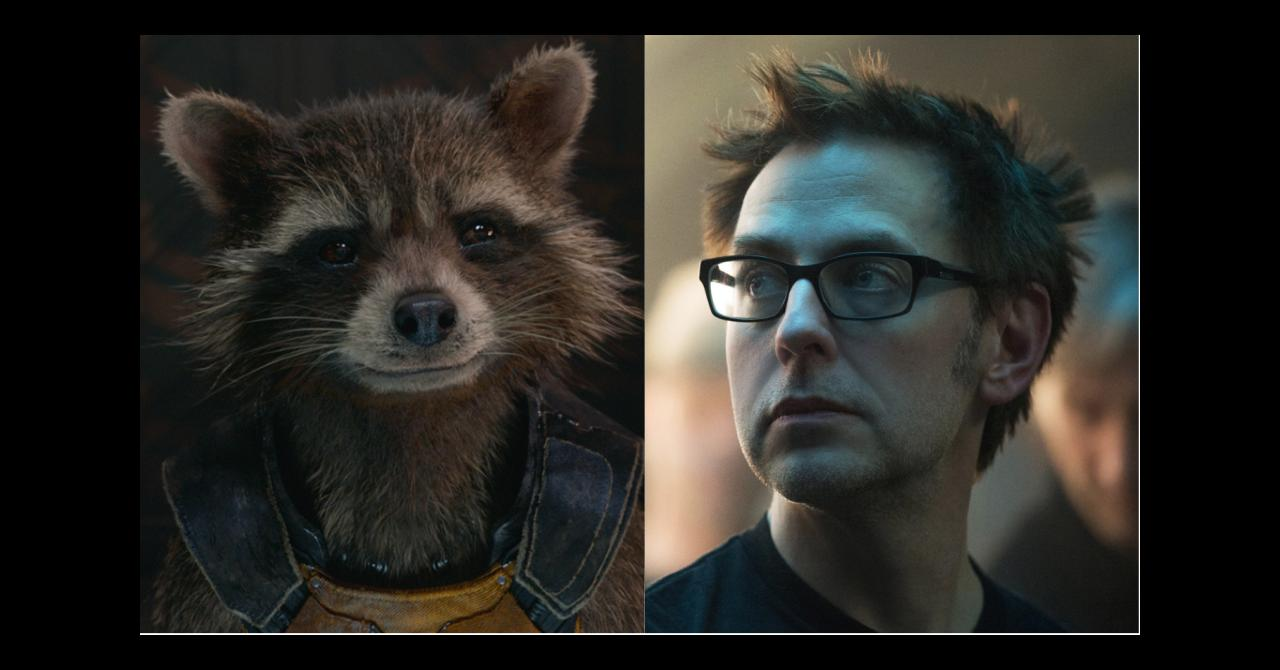 Avengers 4 : James Gunn et Rocket