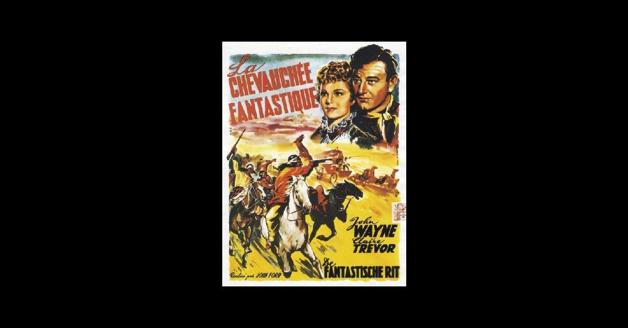 Ange Gardien Ford >> La Chevauchée fantastique (1939), un film de John Ford   Premiere.fr   news, date de sortie ...