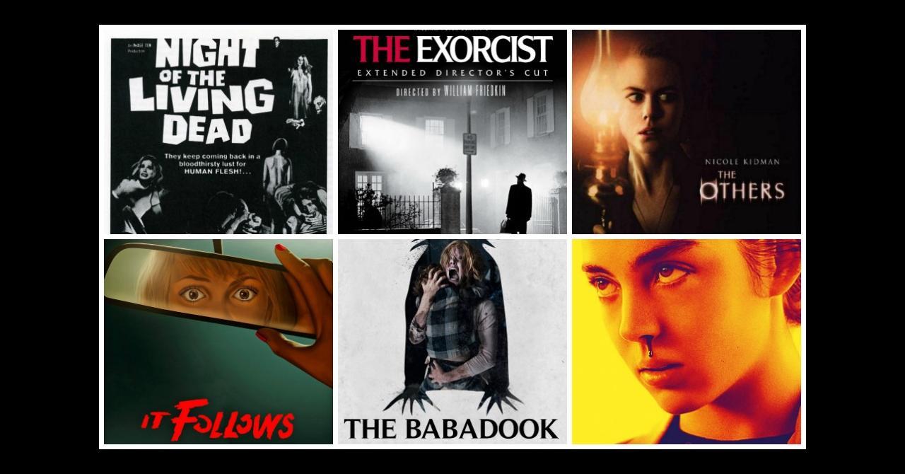 Le top des meilleurs films d'horreur
