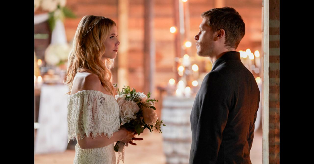 The Originals S5 mariage
