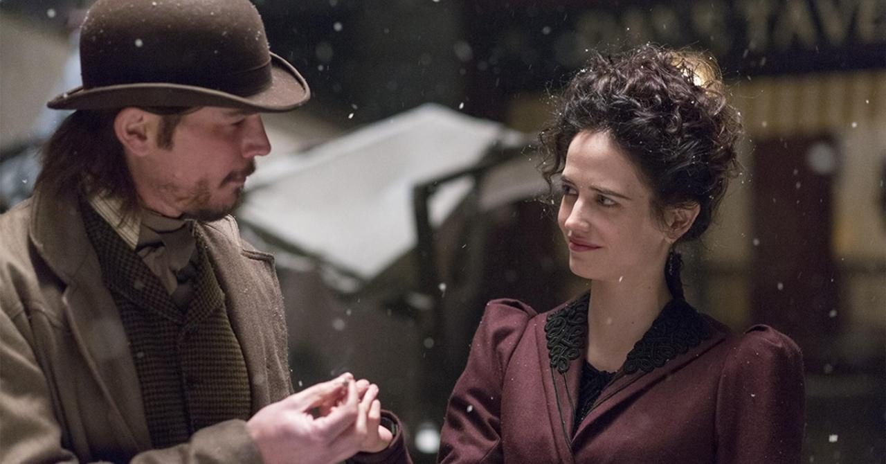 Eva Green dans Penny Dreadful (2014-2016)