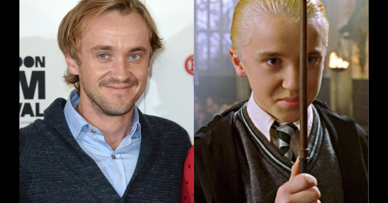 Tom Felton Drago Malefoy