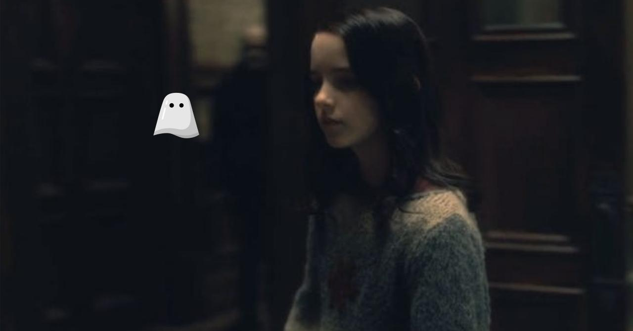 The Haunting of Hill House : Le fantôme chauve