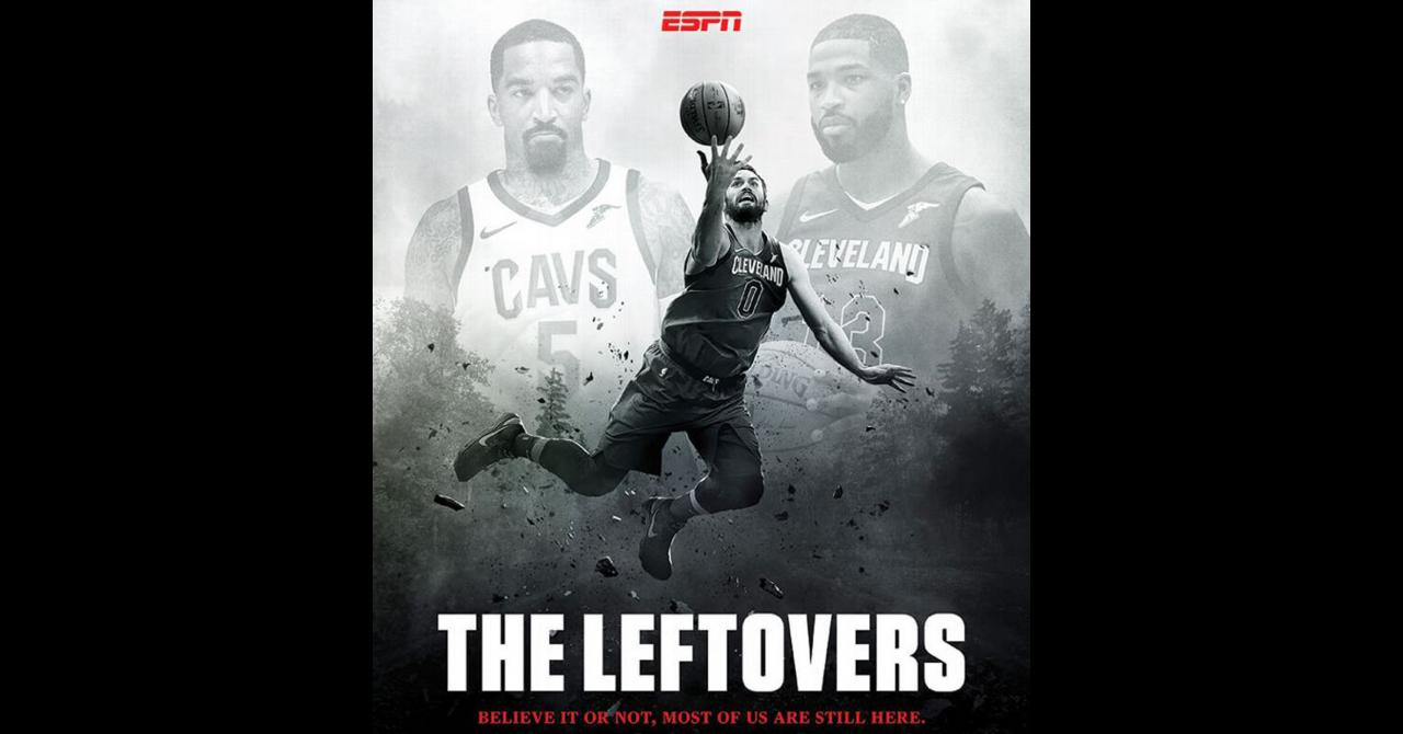 Leftovers cavs