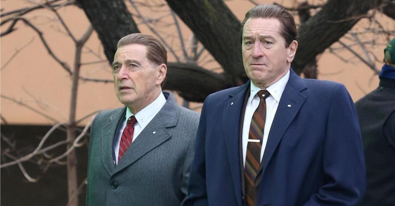 PREVIEW 2019 : 10.THE IRISHMAN (MARTIN SCORSESE)