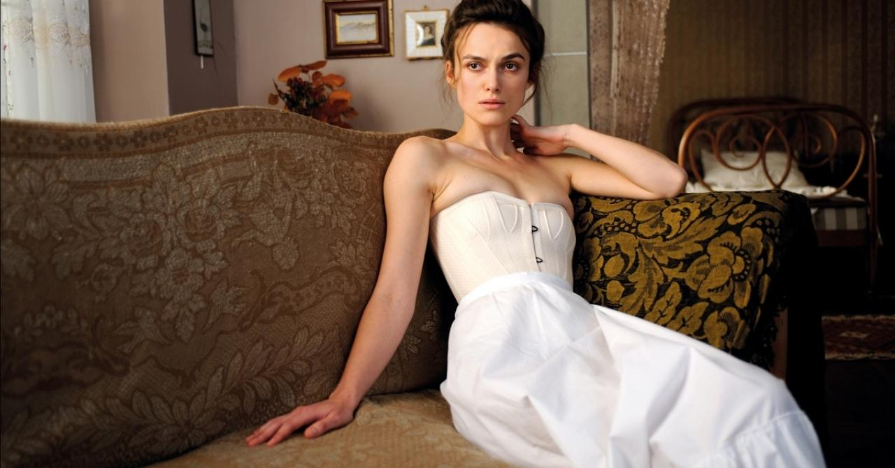 Keira Knightley dans A Dangerous Method (2011)