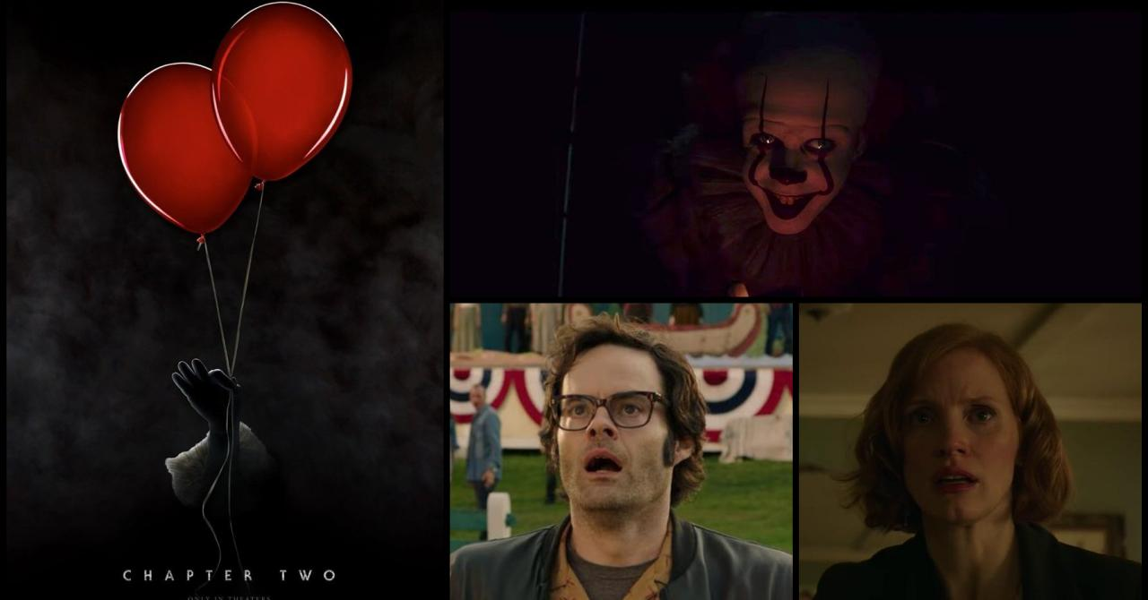 La bande-annonce de IT: Chapter Two est terrifiante!