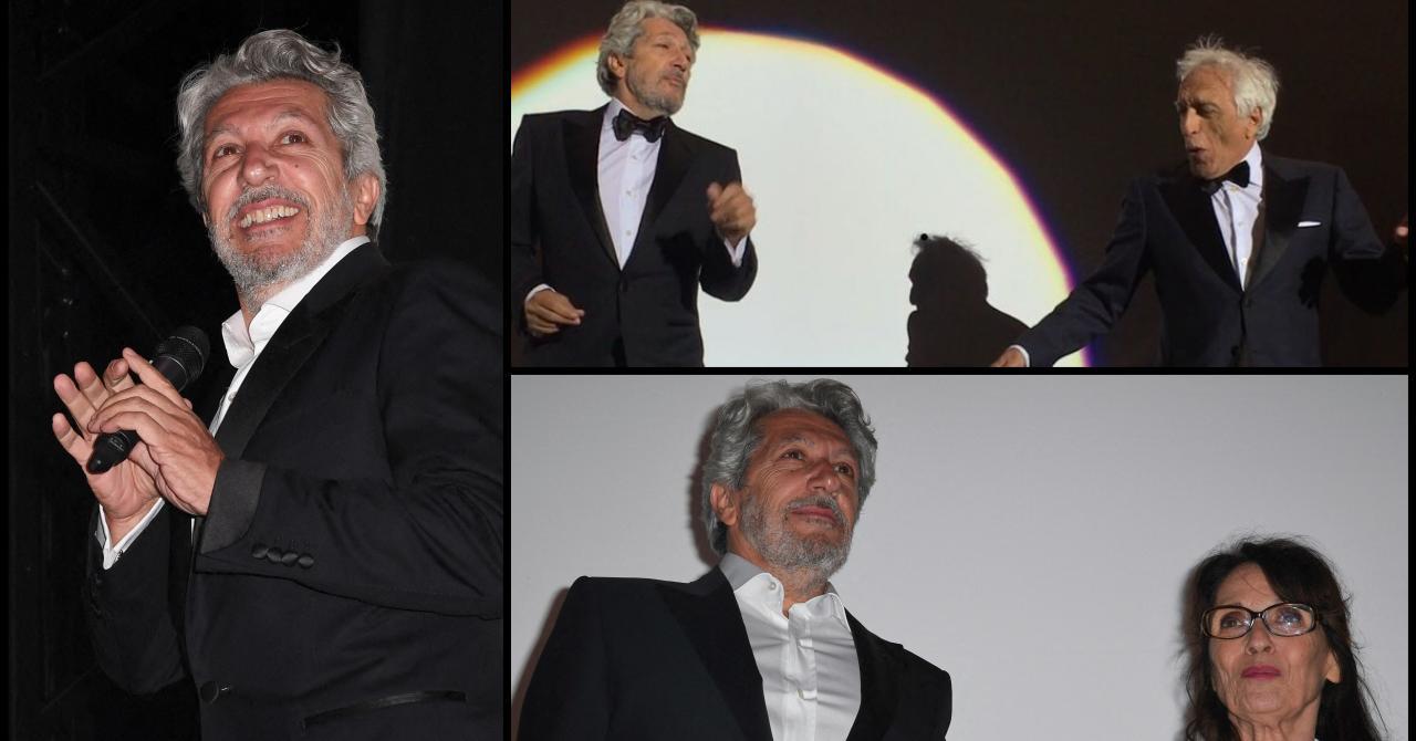 Cannes 2019 : Youpi ! Alain Chabat et Gérard Darmon ont bien dansé la Carioca