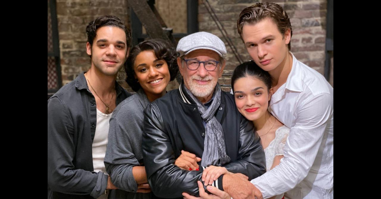 West Side Story : Spielberg tournage