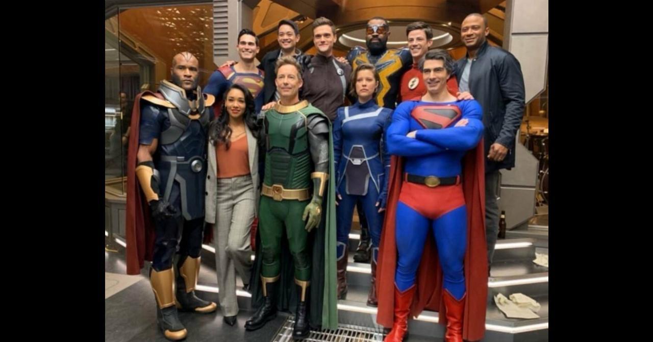 TOUS les personnages DC qui apparaîtront dans le crossover Crisis on Infinite Earths