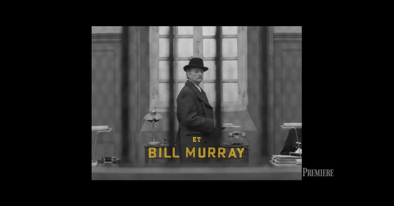 The French Dispatch : Bill Murray