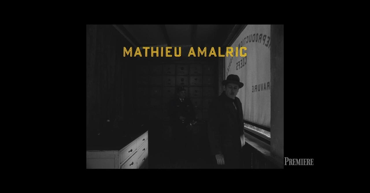 The French Dispatch : Mathieu Amalric
