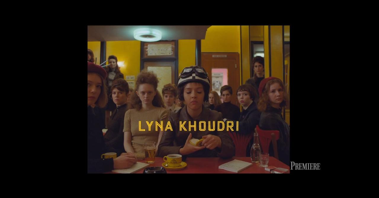 The French Dispatch : Lyna Khoudri