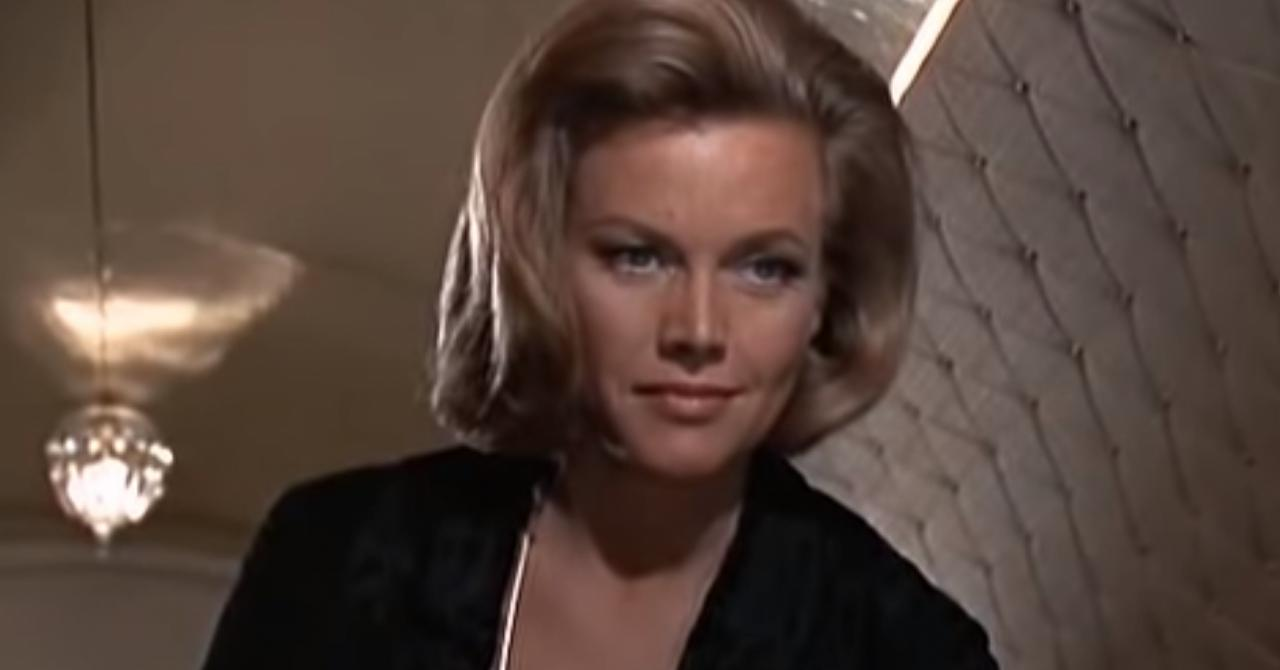 Honor Blackman dans Goldfinger (1964)