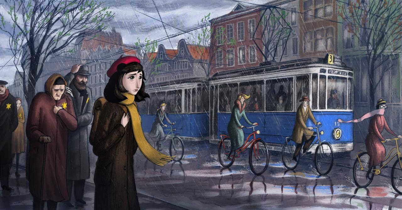 Where's Anne Frank?